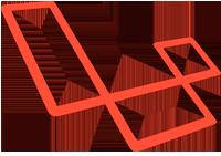 Логотип Laravel